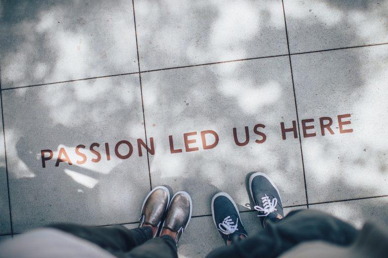 passion for ett amne